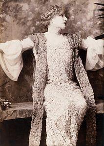 """Sarah Bernhardt in """"Francesca de Rimini"""""""