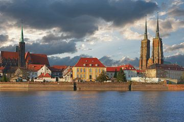 Wroclaw, Dome Island van Gunter Kirsch