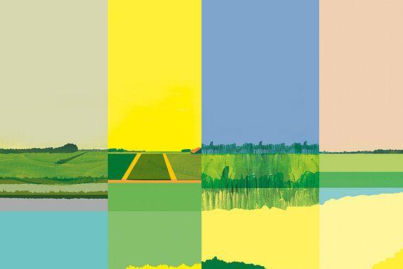 Friesland van Suzanne Allewelt