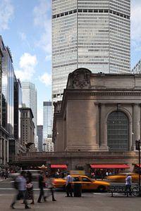 NY Street van