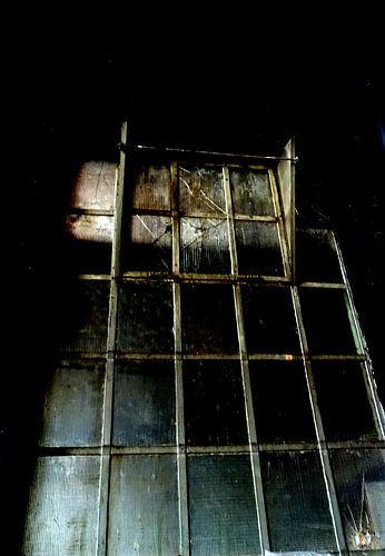 Urban ramen zwart,wit,licht van