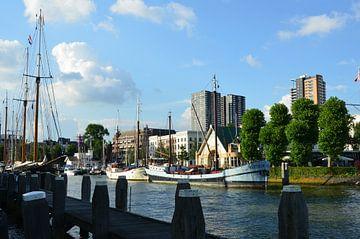 Veerhaven Rotterdam von Marcel van Duinen