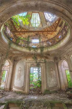 Ruine Chateau  von Kelly van den Brande
