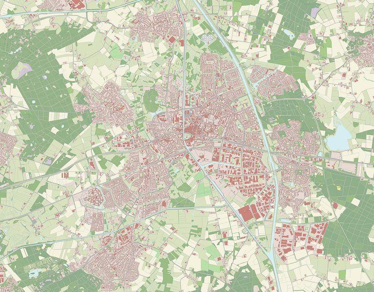 Kaart vanHelmond