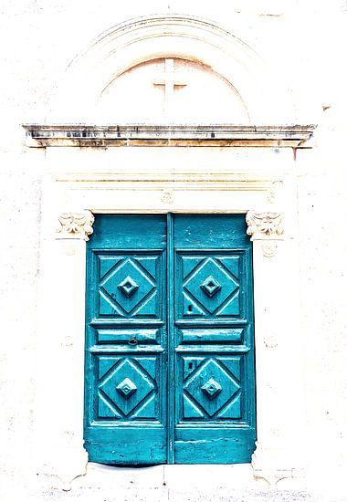 Worn out doorstep ..............