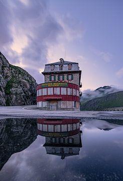 Gletscherhotel Belvedere von Achim Thomae