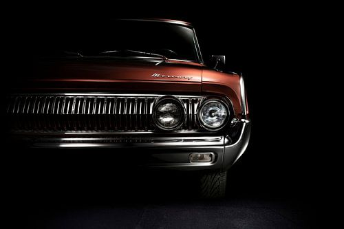 Mercury Monterey Marauder 1964
