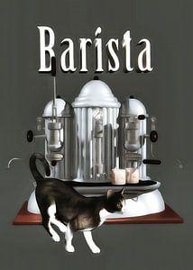 Katten: Barista