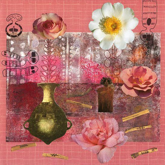 na de rozen van Hella Kuipers