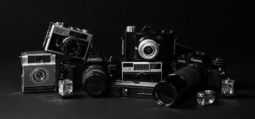 Analoge fotografie tijdperk