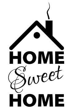 Home Sweet home von Eric Verhagen