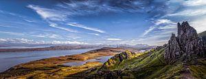 'OPRUIMING/SALE'  Schotland, Skye van
