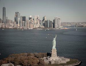 New York skyline, Manhattan