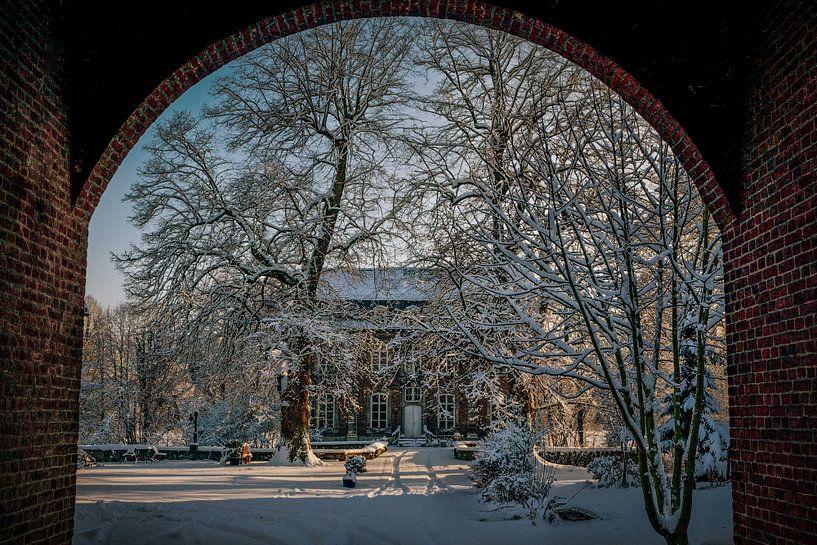 Winterpoort von Guus Quaedvlieg