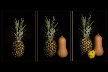 Er was eens een ananas van Coby Bergsma
