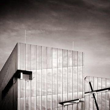 Berlin - Jüdisches Museum von Alexander Voss