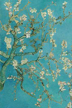 Amandelbloesem (staand) - Vincent van Gogh