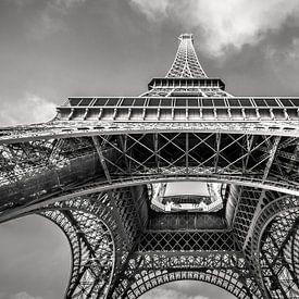 Eiffel Tower von Ronne Vinkx