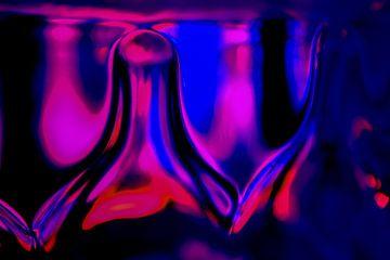 Blue bottles van Alice Berkien-van Mil