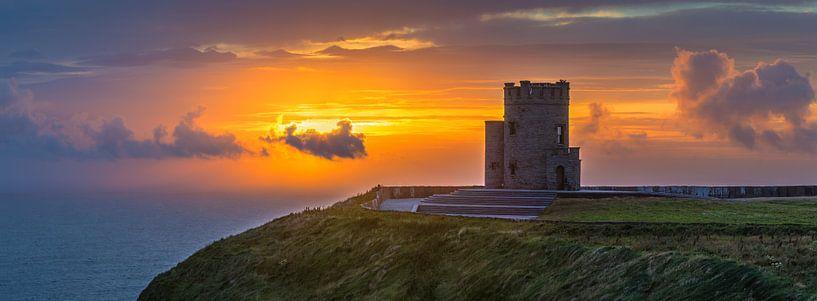 O'Brien's Tower - Ireland van Henk Meijer Photography
