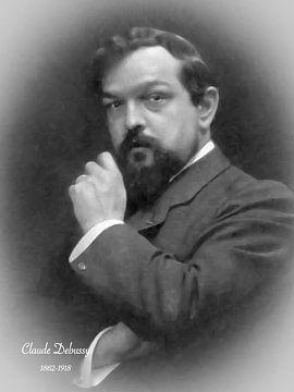 Claude Debussy von Hans Levendig (lev&dig fotografie)