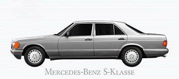 Mercedes-Benz S-Klasse W 126 von aRi F. Huber