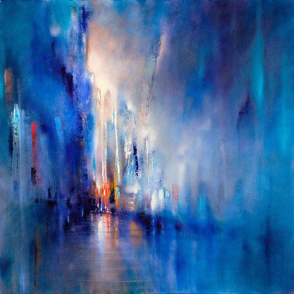 Licht in der Ferne von Annette Schmucker
