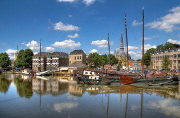 Haven van Gouda von Jan Kranendonk