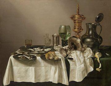 Stillleben - Willem Claeszoon Heda