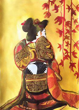 Herbst Kimono