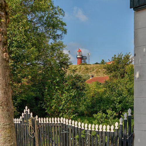Lighthouse Vlieland (view) sur
