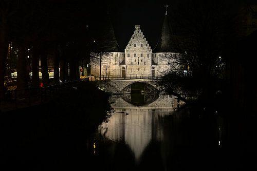 Rabot bij nacht, Gent