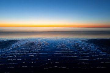 Het getij Noordzee, Scheveningen von Sander Hupkes