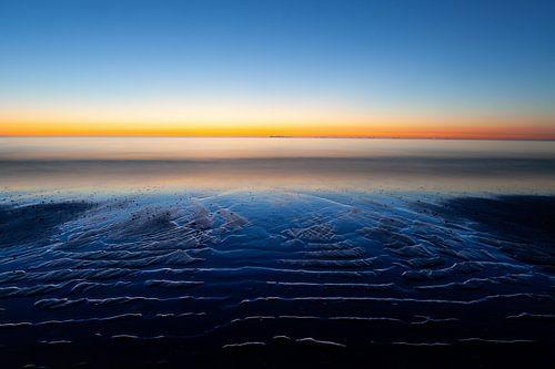 Het getij Noordzee, Scheveningen van