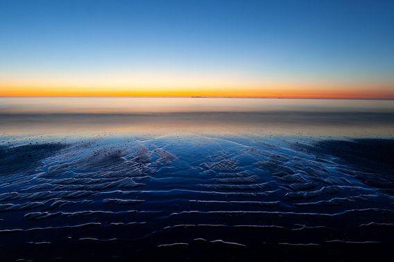 Het getij Noordzee, Scheveningen