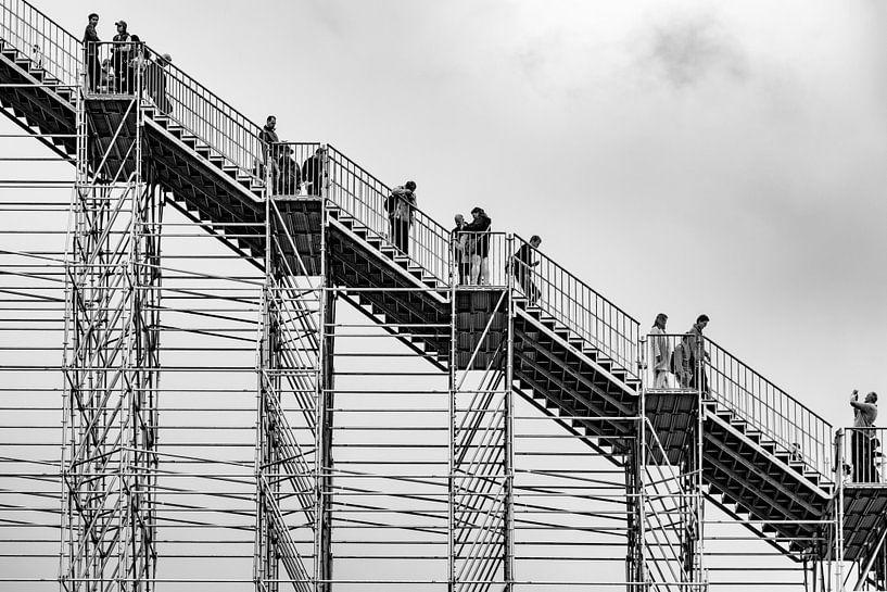 Stairway to heaven van Ton de Koning