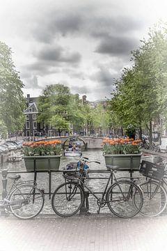 AMSTERDAM Herengracht  van Melanie Viola