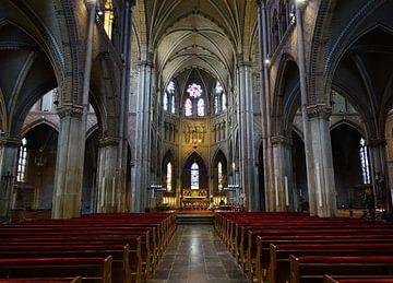 Sint Catharinakerk Eindhoven van richard de bruyn