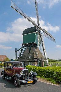 Windmolen Bleskensgraaf