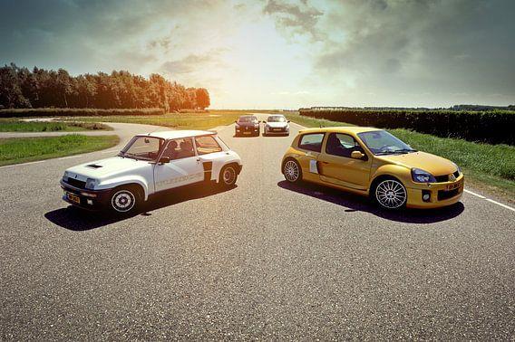 Renault Sport van Sytse Dijkstra