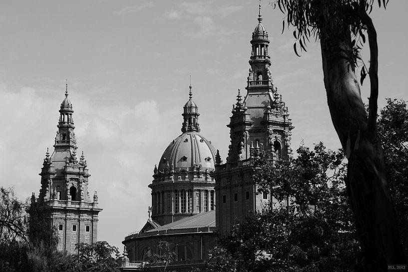 [barcelona] - ... palau reial van Meleah Fotografie