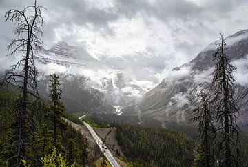Icefieldpark way von J.A. (marco) Lodder