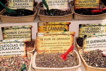 Spanischer Tee von Gert-Jan Siesling