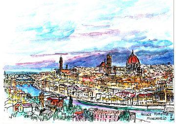 Florenz von Gerard Beekman