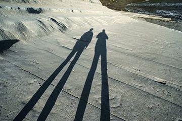 schaduwen op de turkse trap van Stefan Havadi-Nagy