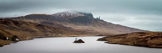 Loch Fada und Old Man of Storr