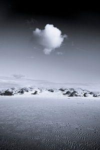 """Texel foto """"De Texelse Wolk"""""""