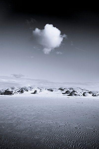 """Texel foto """"De Texelse Wolk"""" van Natuurlijk schoon"""