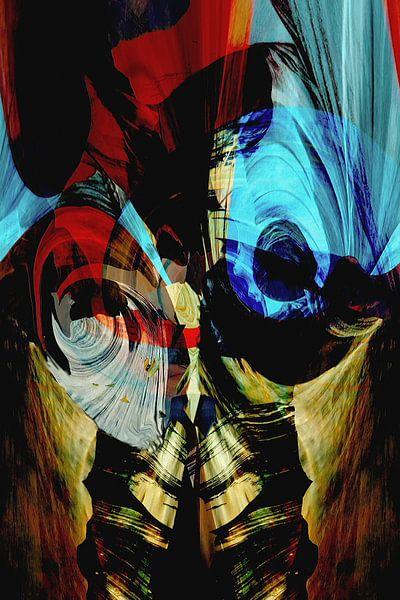 Maskenhaft von Christine Nöhmeier