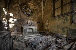 Angel in the church von Pierrette BLEIMLING